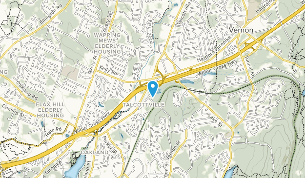Dobson Mills Historic Site Map