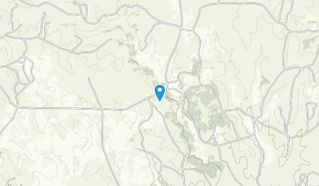 Joseph H. Williams Tallgrass Prairie Preserve Map