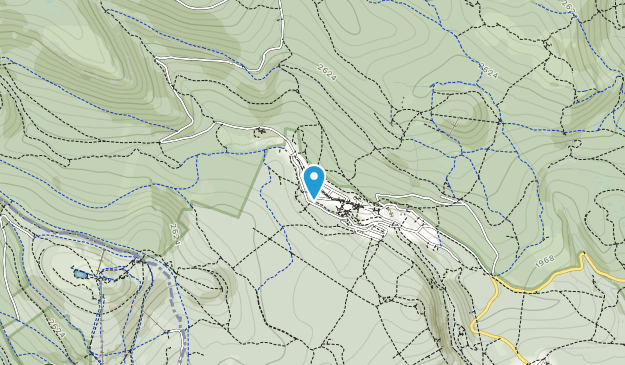Harz National Park Map