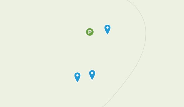 Tsalteshi Ski Trails Map