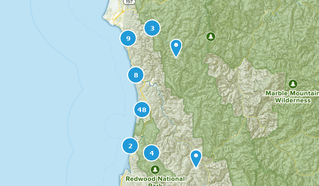 Best Trails in Redwood National Park | AllTrails