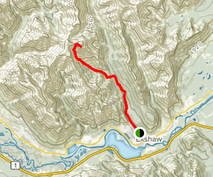 Mount Fable Trail Map