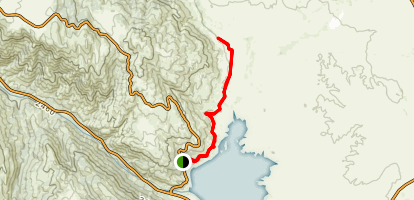 Henshaw Truck Trail Map
