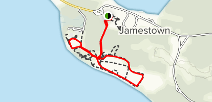 Jamestown Island Trail - Virginia | AllTrails