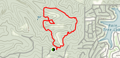 Valley View Glades Trail Map