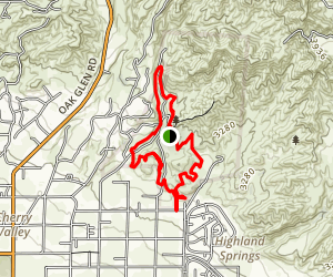 Bogart Park Trail Map