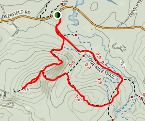 Catamount Trail Map