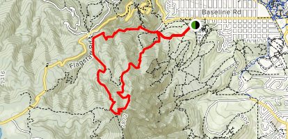 Oak Mountain Trail Map | Alapark