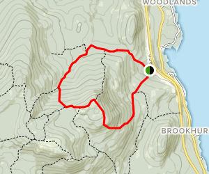 Brook Trail Map