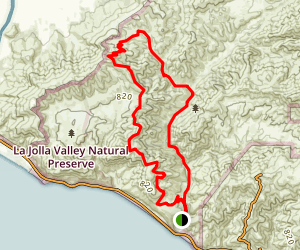 Guadalasco Trail Map