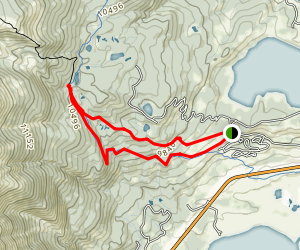 Bartlett Gulch Loop Trail Map