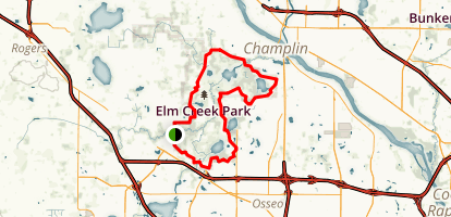 Eastman Nature Trail Map