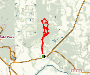 Rocky Hill Ranch Trail Map