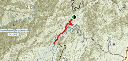 Falcon Trail Map