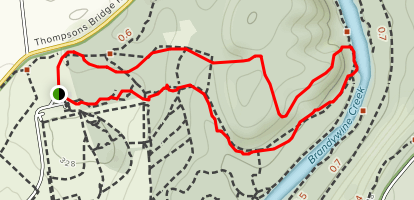 Indian Springs Trail Map