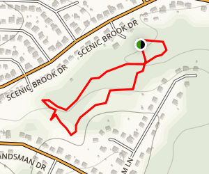 Windmill Run Park Loop Map