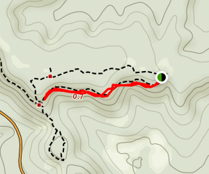 Cactus Rocks Trail Map