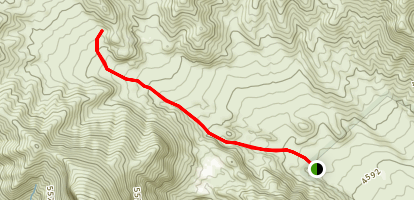 Brownstone Canyon Trail Map