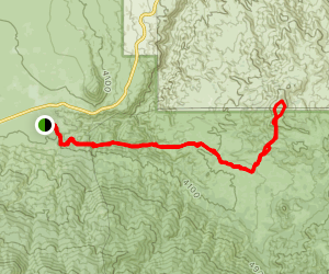 Sheep Mountain Trail Map