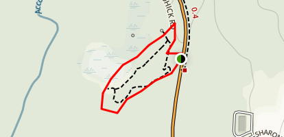 Pohick Loop Trail Map
