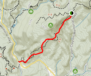 FHT A3-A4 Laurel Valley Map