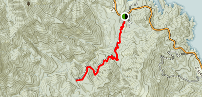 Brandy Creek Trail Map