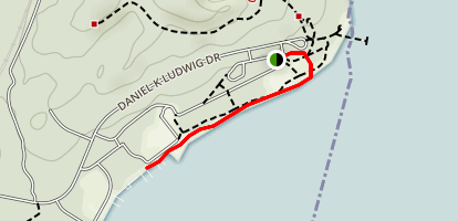 Potomac Trail Map
