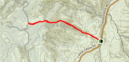 Corral Creek Map