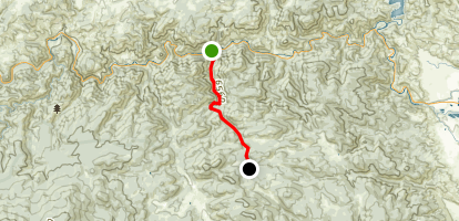Youngs Gulch Map