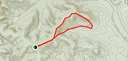 Cadasral Loop Map