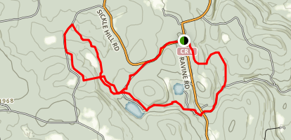Partridge Run Map