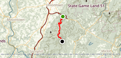 Whitetail Trail Map