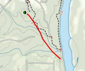 Catawba Indian Reservation Map