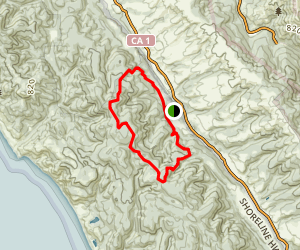 Olema Valley Trail Map