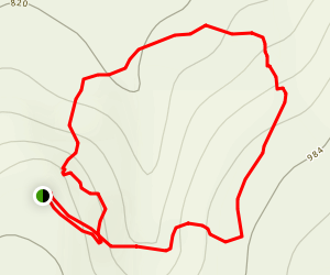 RSP - Nature Walk. Map