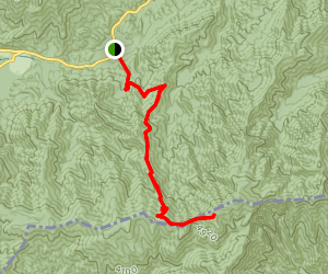 Rocky Top Trail Map