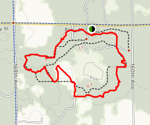 Riley Trails Map