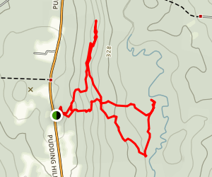 Rock Spring Preserve Trail Map