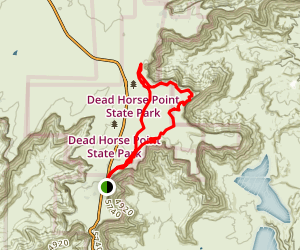 Intrepid Trail: Big Chief Loop Map