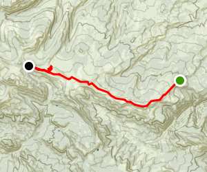 Buck Ridge Trail Map