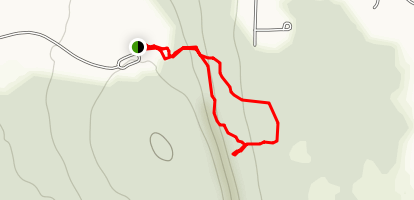 Ledges Trail - Liberty Park Map