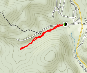 Forrest Trail 91 Map