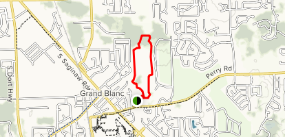 Library Trail Map