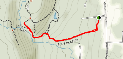 Tunxis Trail Map