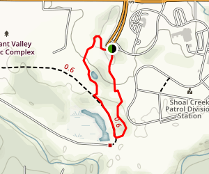 KCPD Trail of Heros Map