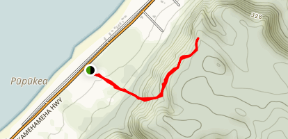 Kammieland Trail Map