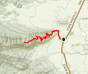 Philmont Road Trail Map