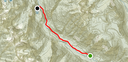 Shetipo Trail Map