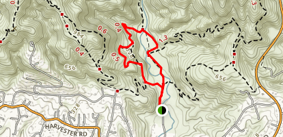 Zuma Loop Trail Map