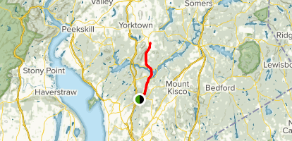 The Old 'Put' Path Trail Map